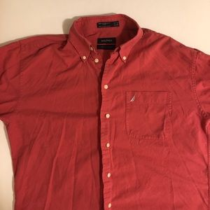 Nautica causal button-down